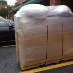 Shipped Mattress and Bed - King Size